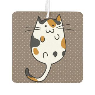 Cute Cat Car Air Freshener