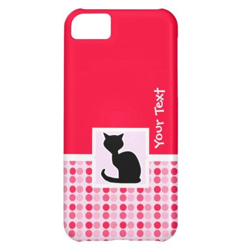 Cute Cat iPhone 5C Cases