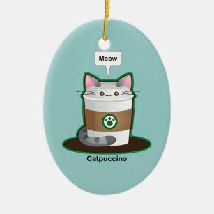 Coffee Christmas Puns.Coffee Puns Christmas Decorations Zazzle Co Uk