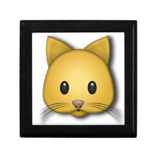 Cute Cat Emoj Style Design Gift Box