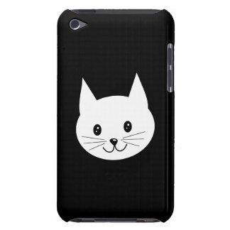 Cute Cat Face. iPod Case-Mate Cases