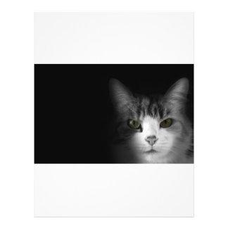 Cute Cat Full Color Flyer