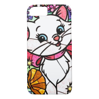 cute cat iPhone 8/7 case