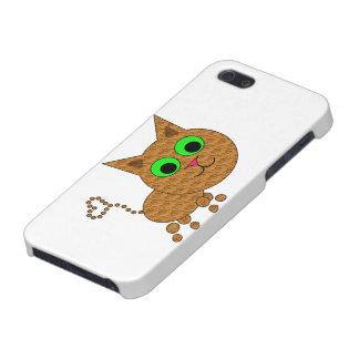 Cute Cat Case For iPhone 5