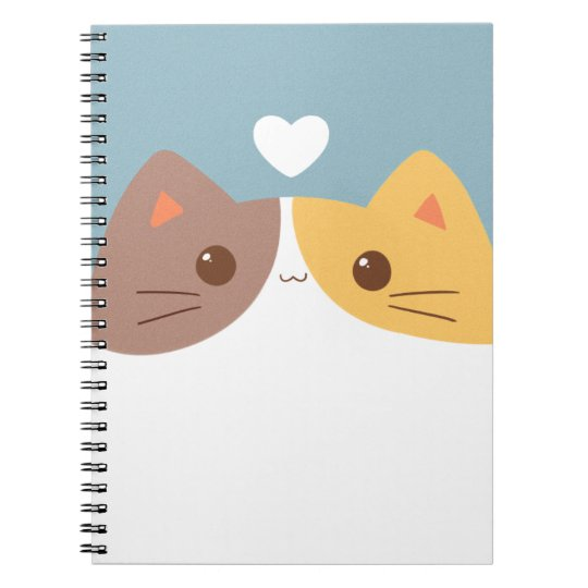 Cute Cat Notebook