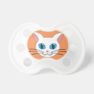 Cute Cat Pacifier