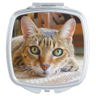 Cute Cat pocket mirror Vanity Mirror