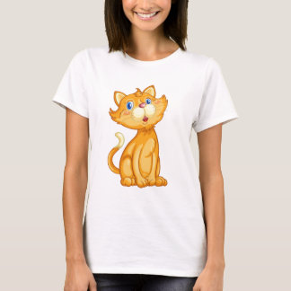Cute cat T-Shirt