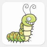 Cute Caterpillar Sticker