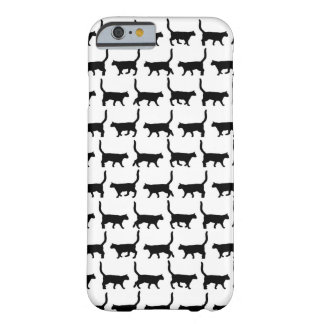 Cute Cats Black Cats iPhone 6 case S Barely There iPhone 6 Case