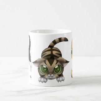 Cute Cats Coffee Mugs