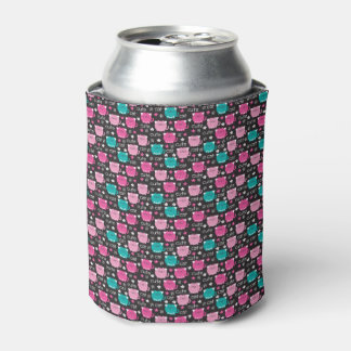 Cute Cats IV Can Cooler