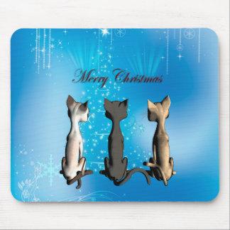 Cute cats mousepads