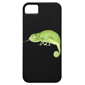 cute chameleon iPhone 5 cover