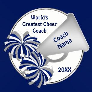 Cheerleading Coach Home Furnishings Accessories Zazzlecouk