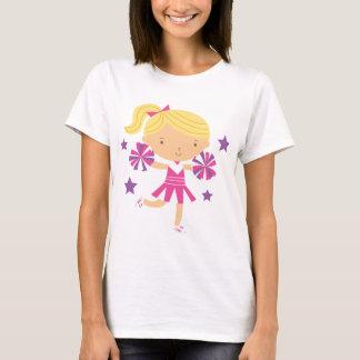 Cute Cheerleader T-Shirt