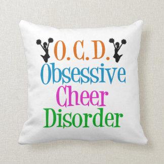 Cute Cheerleading Pillow