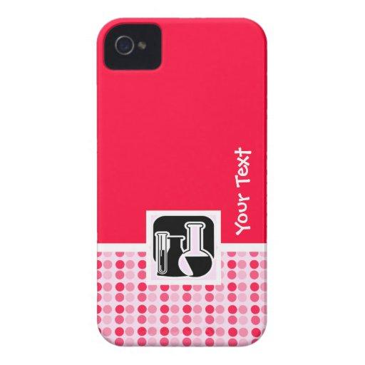 Cute Chemistry iPhone 4 Case