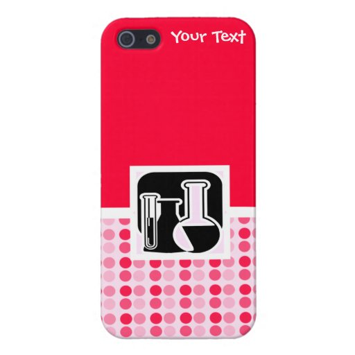 Cute Chemistry iPhone 5 Case