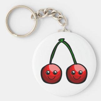 Cute Cherries Keychain
