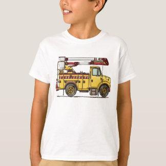 Cute Cherry Picker Truck Shirt