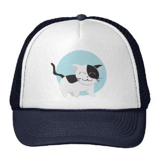 Cute Chibi Kitty Cat 1 Cap
