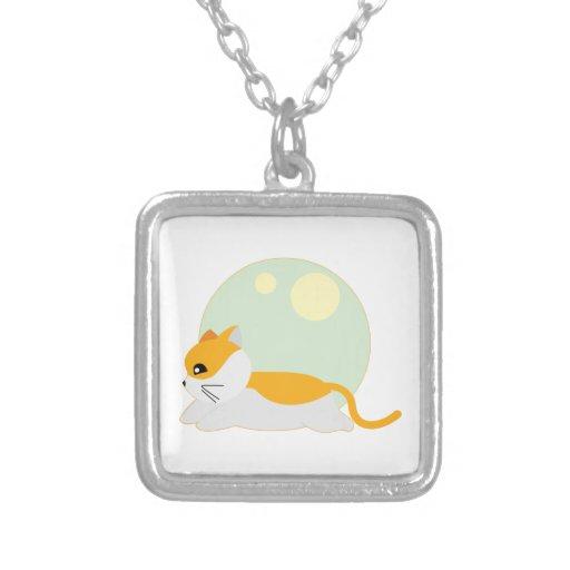 Cute Chibi Kitty Cat 5 Custom Jewelry
