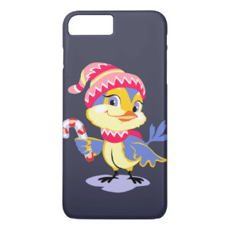 Cute Chick Christmas iPhone 7 Plus Case