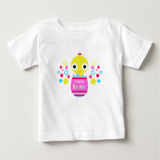 cute chick in an egg baby T-Shirt