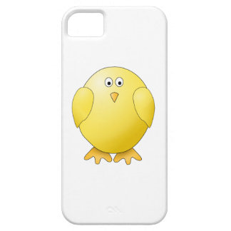 Cute Chick. Little Yellow Bird. iPhone 5 Case
