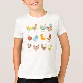 Cute Chickens T-Shirt