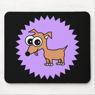 Cute Chihuahua Cartoon Mouse Mat