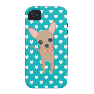 Cute Chihuahua iPhone 4/4S Cover