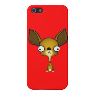 Cute Chihuahua Case For The iPhone 5