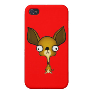 Cute Chihuahua Covers For iPhone 4