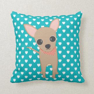 Cute Chihuahua Cushion