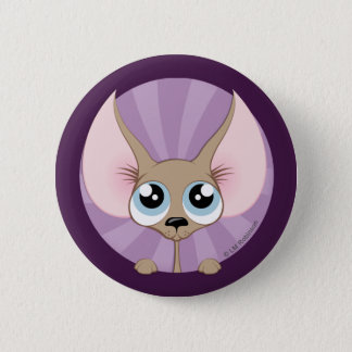 Cute Chihuahua Dog Button