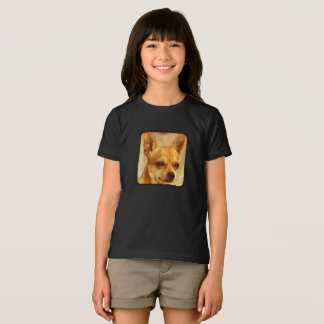 Cute Chihuahua Dog T-Shirt, I Love My Chihuahua T-Shirt
