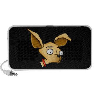 Cute Chihuahua iPhone Speaker