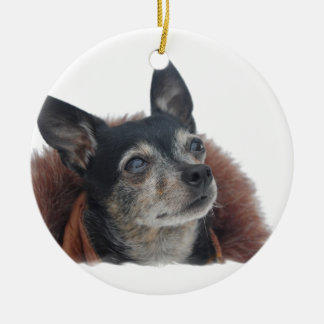 Cute Chihuahua Ornament