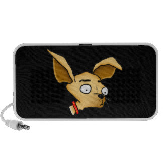 Cute Chihuahua iPod Speaker