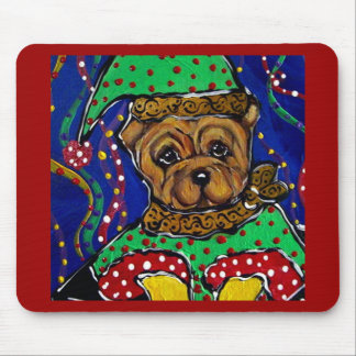 Cute Chinese Shar-Pei Mouse Pad