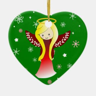 Cute Christmas Angel Ornament