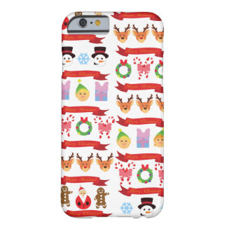 Cute Christmas Barely There iPhone 6 Case