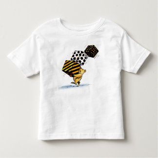 Cute Christmas Bears Toddler T-Shirt