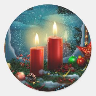 Cute Christmas customized gift Sticker