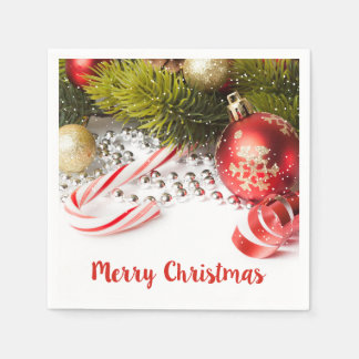 Cute Christmas Decoration Paper Napkins