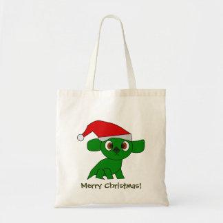 Cute Christmas Dragon Bag