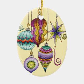 Cute Christmas, Elegant and Fancy Glass Ornaments