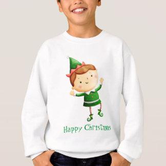 Cute Christmas Elf Sweatshirt